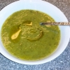Leek, Celery and Spinach Soup