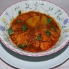 Wild Salmon and Potato Curry