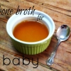 Bone Broth - An Ideal Supplement For Baby
