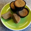 Sprouted Buckwheat Muffins