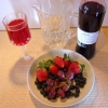 Homemade Berry Fruit Cordial