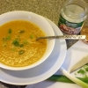 Butternut Squash and Lentil Soup - My Version