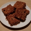 Gluten-Free Raisin and Sunflower Seed Flapjack