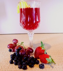 Berry Fruit Cordial